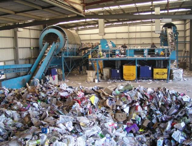 На Волині буде сміттєпереробний завод. ВІДЕО