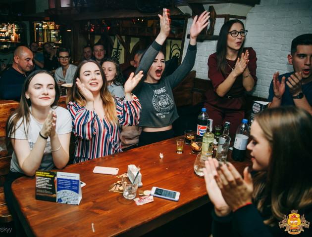 Запальна суботня вечірка у луцькому «Кораблику»: як це було. ФОТО