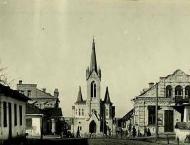 Луцьк у роки Першої світової війни. ФОТО