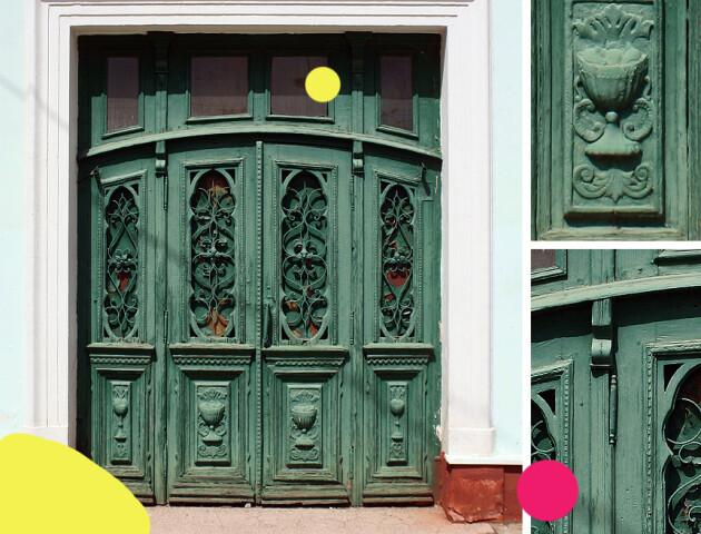 ТОП найцікавіших дверей Луцька, які потрібно зберегти