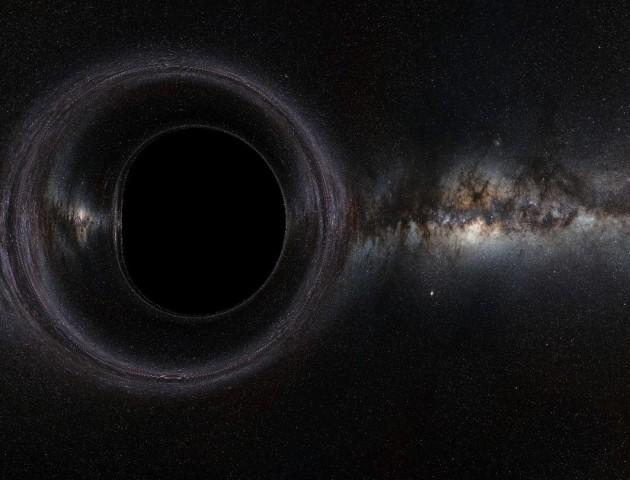 Вчені виявили на краю Всесвіту справжнього монстра