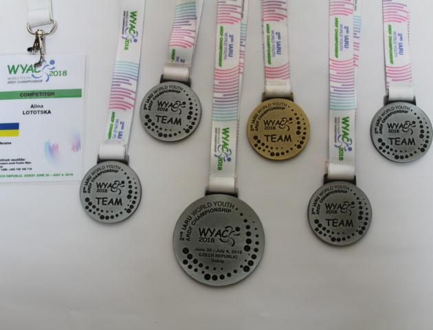 Лучани успішно виступили на чемпіонаті світу в Чехії. ФОТО