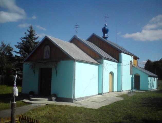 У селі на Волині намагались обікрасти церкву