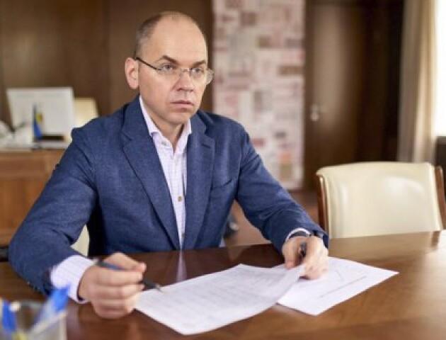 У нас антирекорд щодо госпіталізації хворих на коронавірус, - Степанов