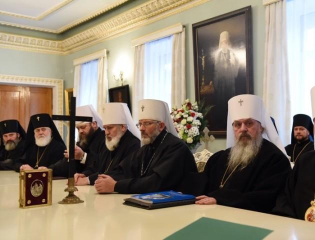В УПЦ Київського Патріархату провели Архієрейський собор. ФОТО