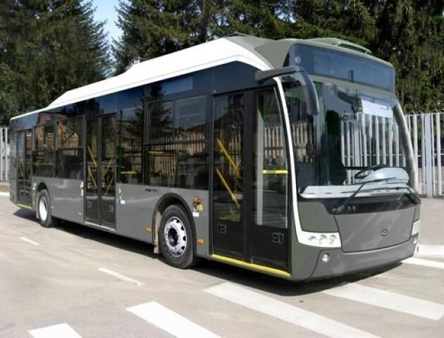 Луцький завод «Богдан» випустить нові моделі електробусів