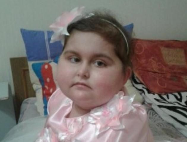 Перед самим вильотом на операцію волинянка Настуня Абрамчук підхопила запалення легенів