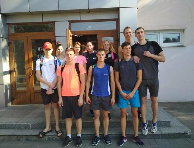 Луцькі плавці привезли медалі з Запоріжжя. ФОТО