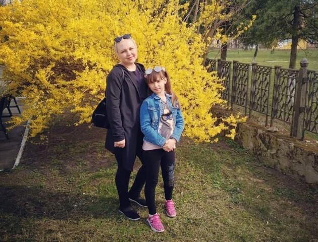 «Слава Богу, лікування допомагає», - онкохвора волинянка Тетяна Куценко