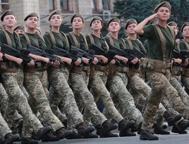 Рада урівняла права жінок і чоловіків в армії