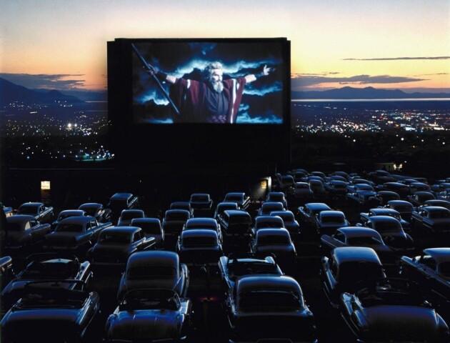На території Старого ринку пропонують облаштувати автомобільний кінотеатр