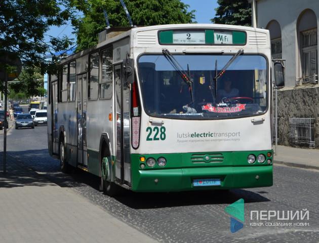 У Луцьку готуються до встановлення валідаторів у транспорті. ВІДЕО