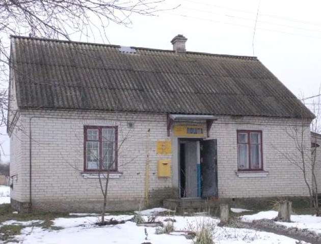 У селі на Волині просять не закривати поштове відділення. ВІДЕО