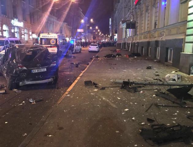 ДТП в Харкові: наркотики в крові Зайцевої та ще один підозрюваний