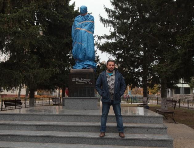 У селі під Луцьком відкриють пам'ятник Шевченку