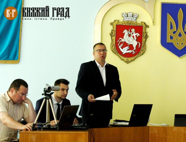 Саганюк заявив, що затримання його заступника, - це спроба «вибити» кандидата на міського голову