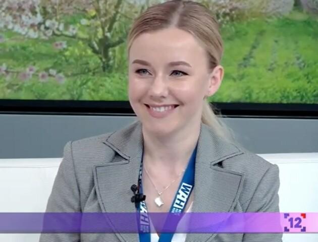 Керівниця WEST AUTO HUB – в гостях на 12 каналі. Що найцікавішого вона розповіла?