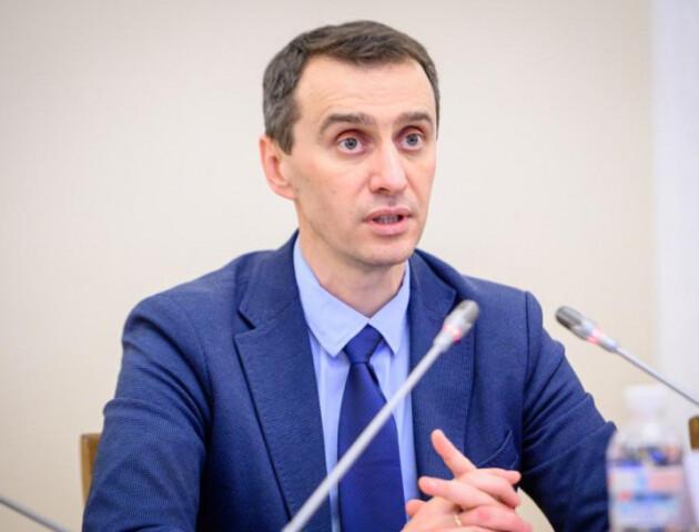 МОЗ планує створити в Україні тимчасові лікарні для хворих на COVID-19