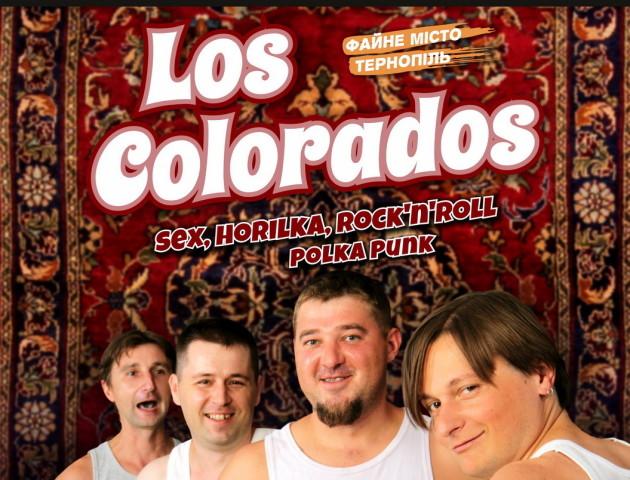 У луцькому «Кораблику» «відгримить» концертгурту «Los Colorados»
