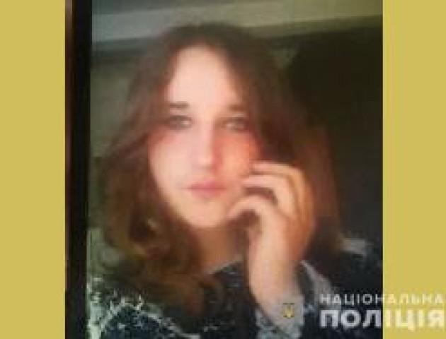 На Волині розшукують 15-річну дівчину, яка зникла 4 дні тому