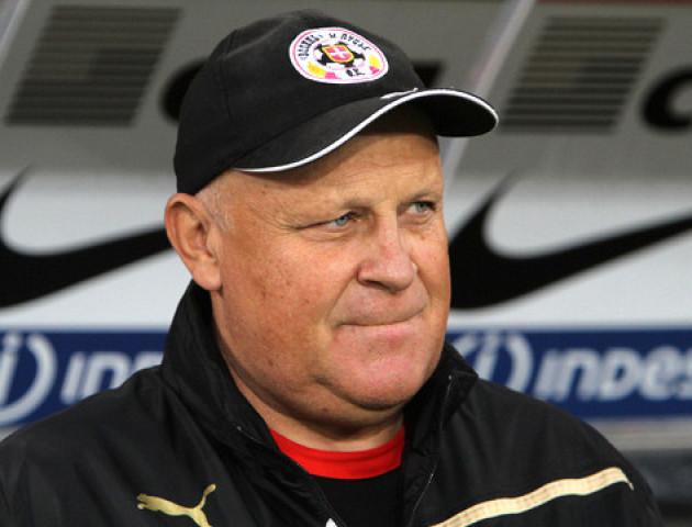 Стало відомо, чи продовжить працювати у ФК «Волинь» Віталій Кварцяний