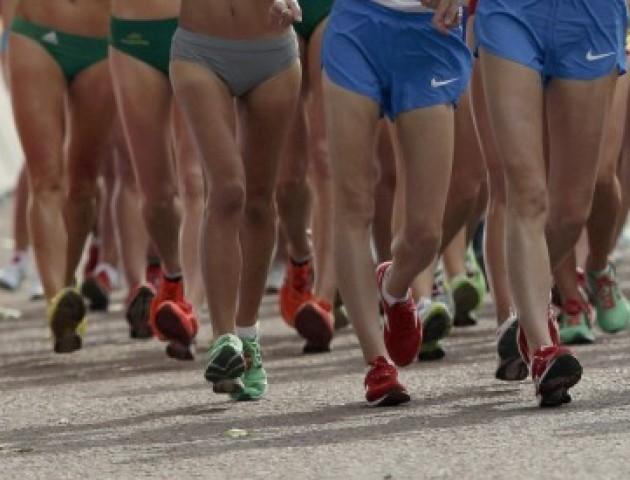 Луцька команда привезла срібло з Чемпіонату України зі спортивної ходьби
