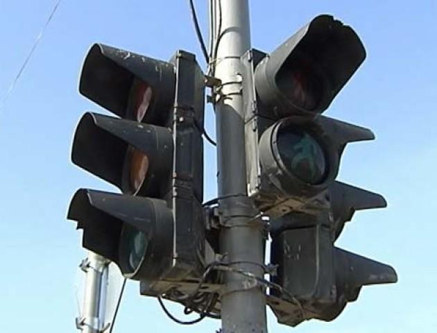 Через аварію кілька вулиць у Луцьку залишилися без світла