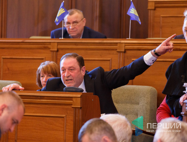 Столяр і прокурор Киричук поскандалили через «Волиньприродресурс»