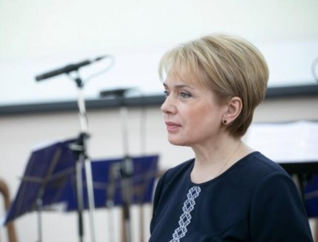 Міністерка Гриневич похвалила волинян за реформу освіти