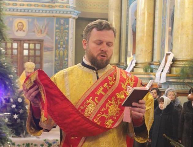 «Покараний» священик Московського патріархату служив в храмі ПЦУ. ФОТО