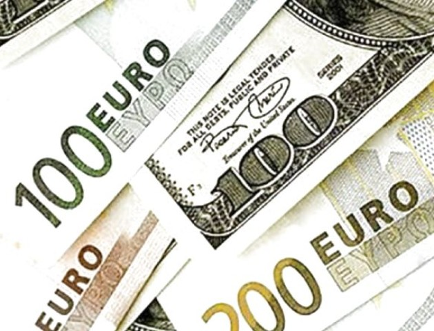 Курс валют на 24 жовтня: долар і євро зросли