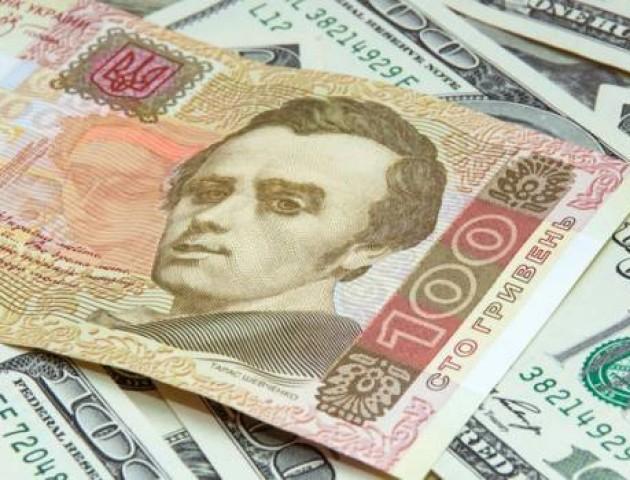 Українці продали валюти на $105 мільйонів більше, ніж купили