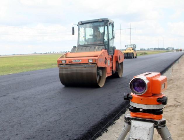 Які волинські дороги відремонтують наступного року