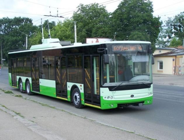 Чи очікувати лучанам на нові тролейбуси. ВІДЕО