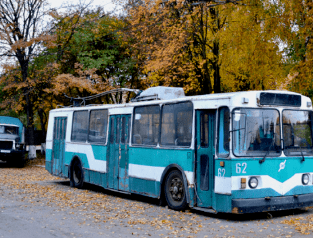 Луцькі тролейбусники отримують рекордні виручки