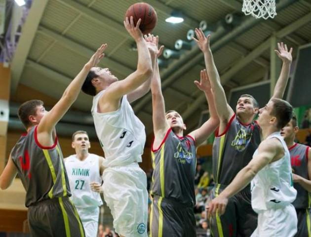 У Луцьку стартує баскетбольний сезон