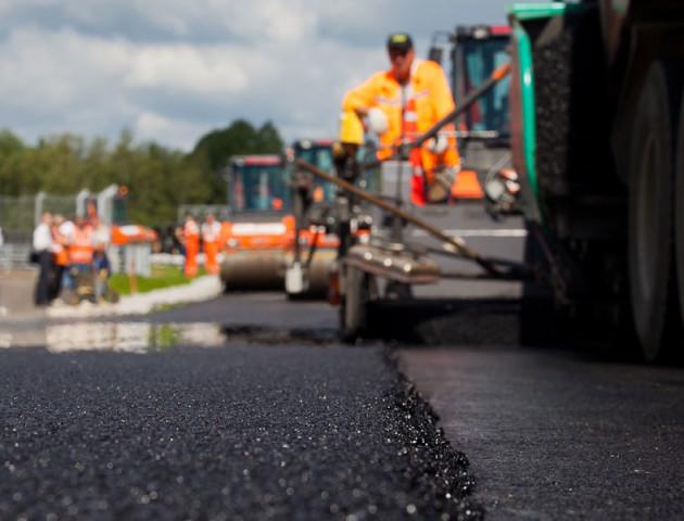 У Шацькому районі відремонтують дорогу. ВІДЕО