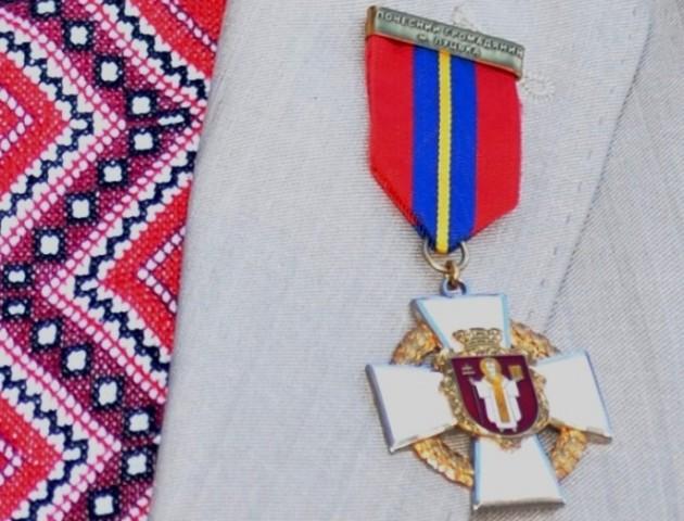 30 атовців отримали звання «Почесний громадянин міста Луцька»