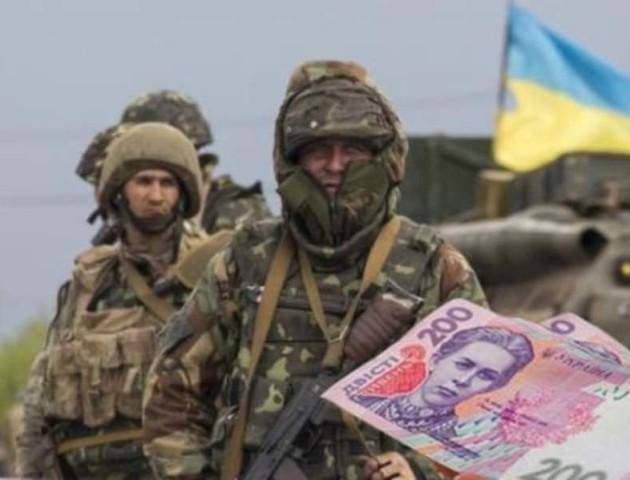 На Любешівщині ветерани війни отримали понад мільйон гривень