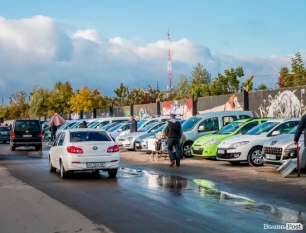 Скільки коштують машини на авторинку у Луцьку
