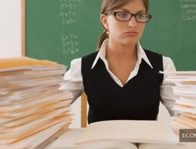 «На межі виснаження». Склали психологічний портрет українського вчителя