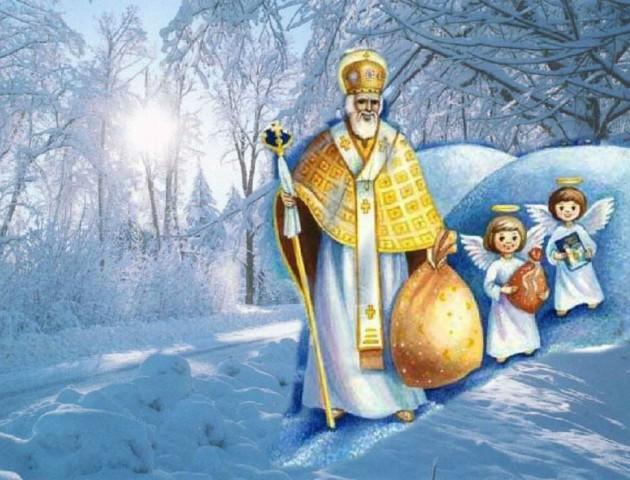 Як у луцькому зоопарку святкуватимуть День святого Миколая