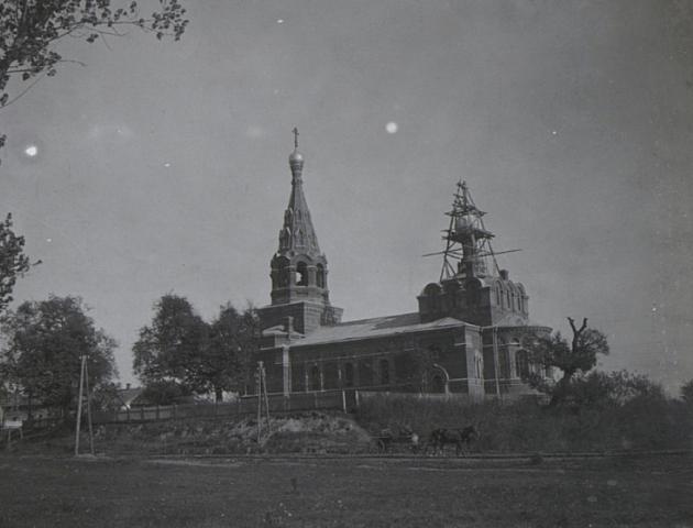 Показали фото храму на Горохівщині, який збудував італійський граф у 1905 році. ЗГАДАТИ ВСЕ