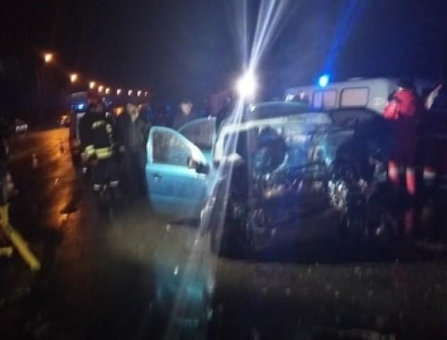 Смертельна аварія під Луцьком: п'яний водій – екс-поліцейський. ВІДЕО