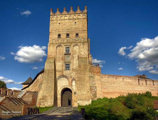 12 історій Луцького замку. ВІДЕО