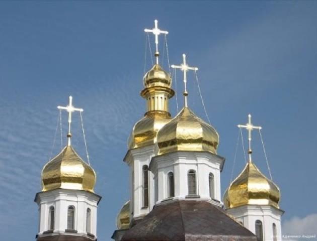 Сьогодні вирішать долю «московської» церкви під Луцьком