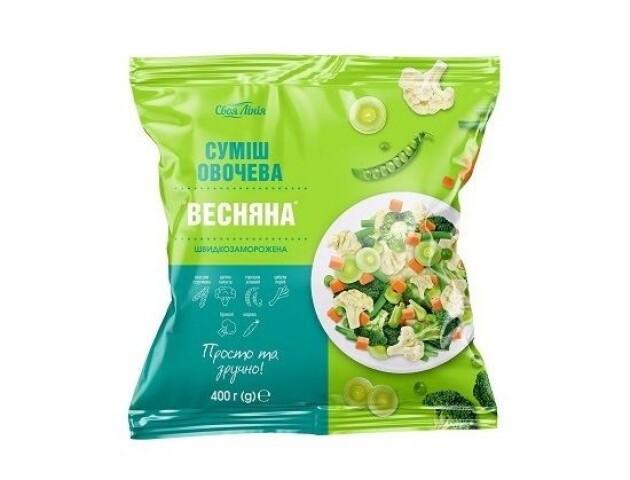 Де в Києві продають якісні свіжоморожені овочі та чи приносять вони користь організму