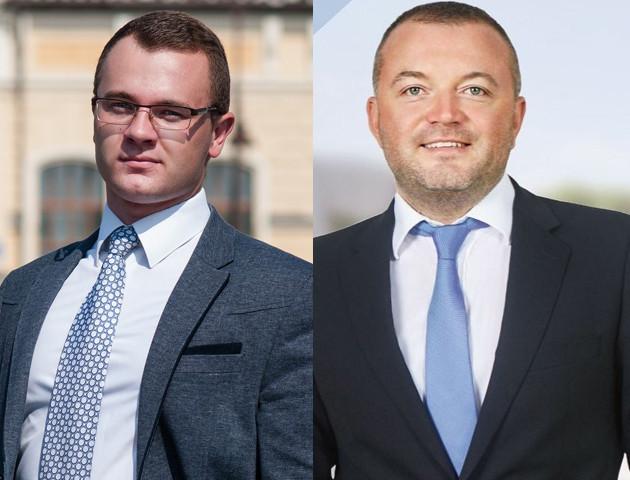 Покровський vs Поліщук: словесний поєдинок на сесії Луцькради