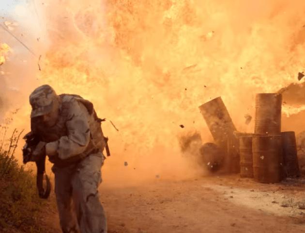 «Позивний «Бандерас»: у прокат виходить фільм про війну на сході. ВІДЕО