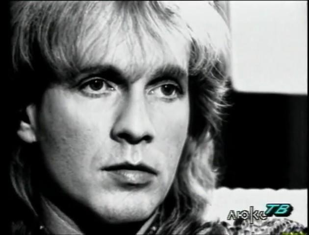 Помер популярний у 80-х співак Кріс Кельмі